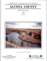Title Page, Alcona County 1995